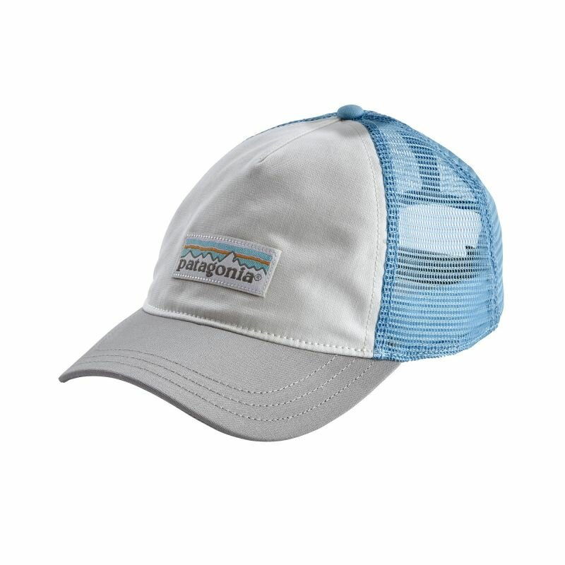 Кепка Patagonia Pastel P-6 Label Layback Trucker Hat женская ONE