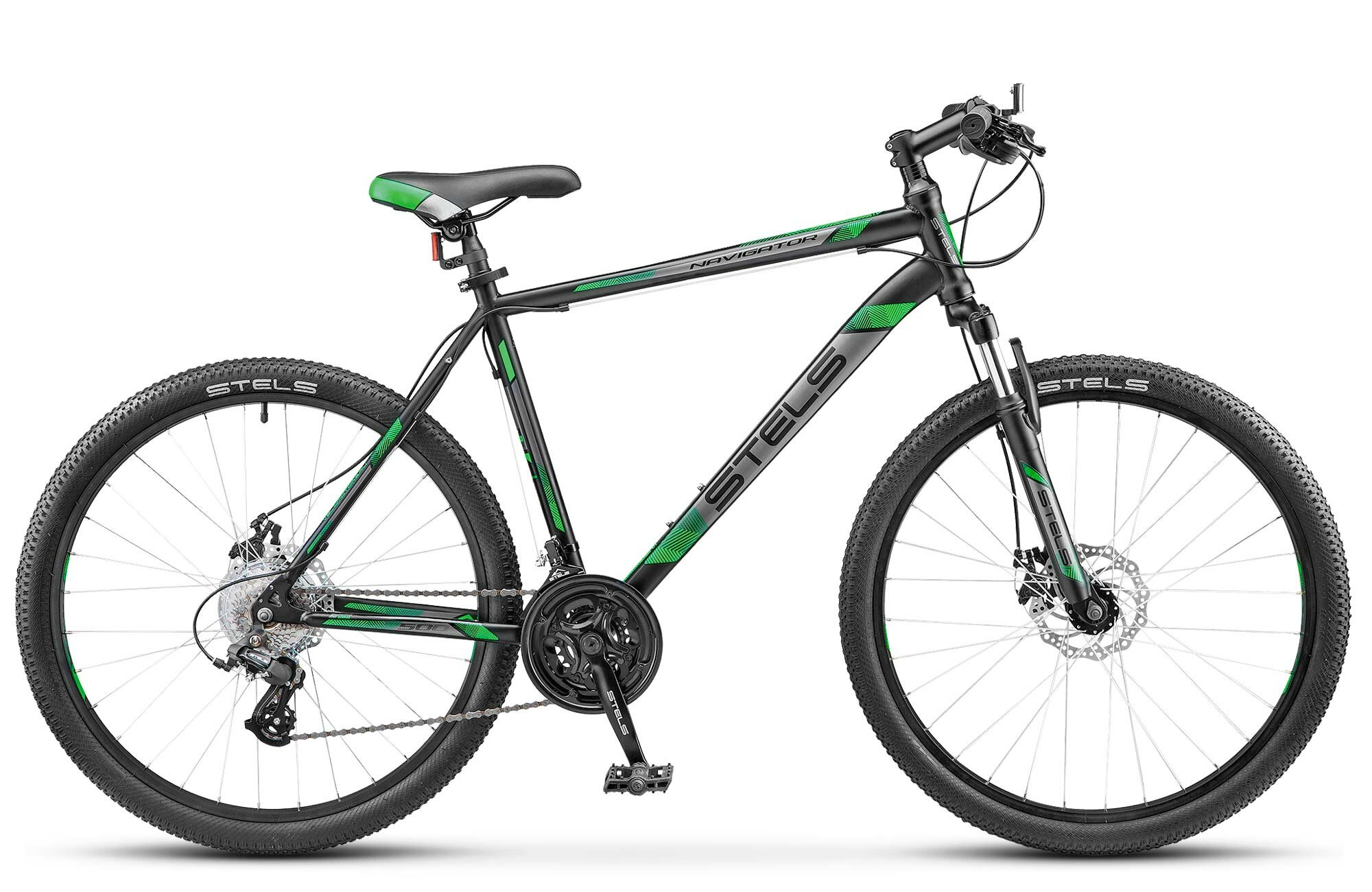Взрослые Велосипед STELS Navigator 500 MD 26