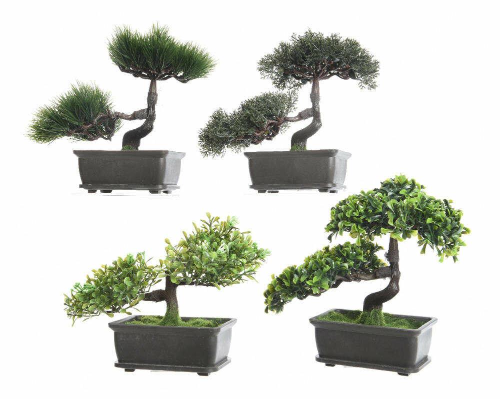Растение искусственное Decoris «Бонсай», 20 см