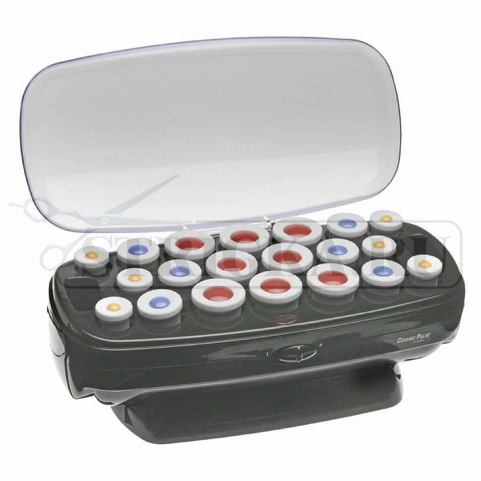 Электробигуди BaByliss Pro керамические с зажимами (20 шт.) BAB3021E