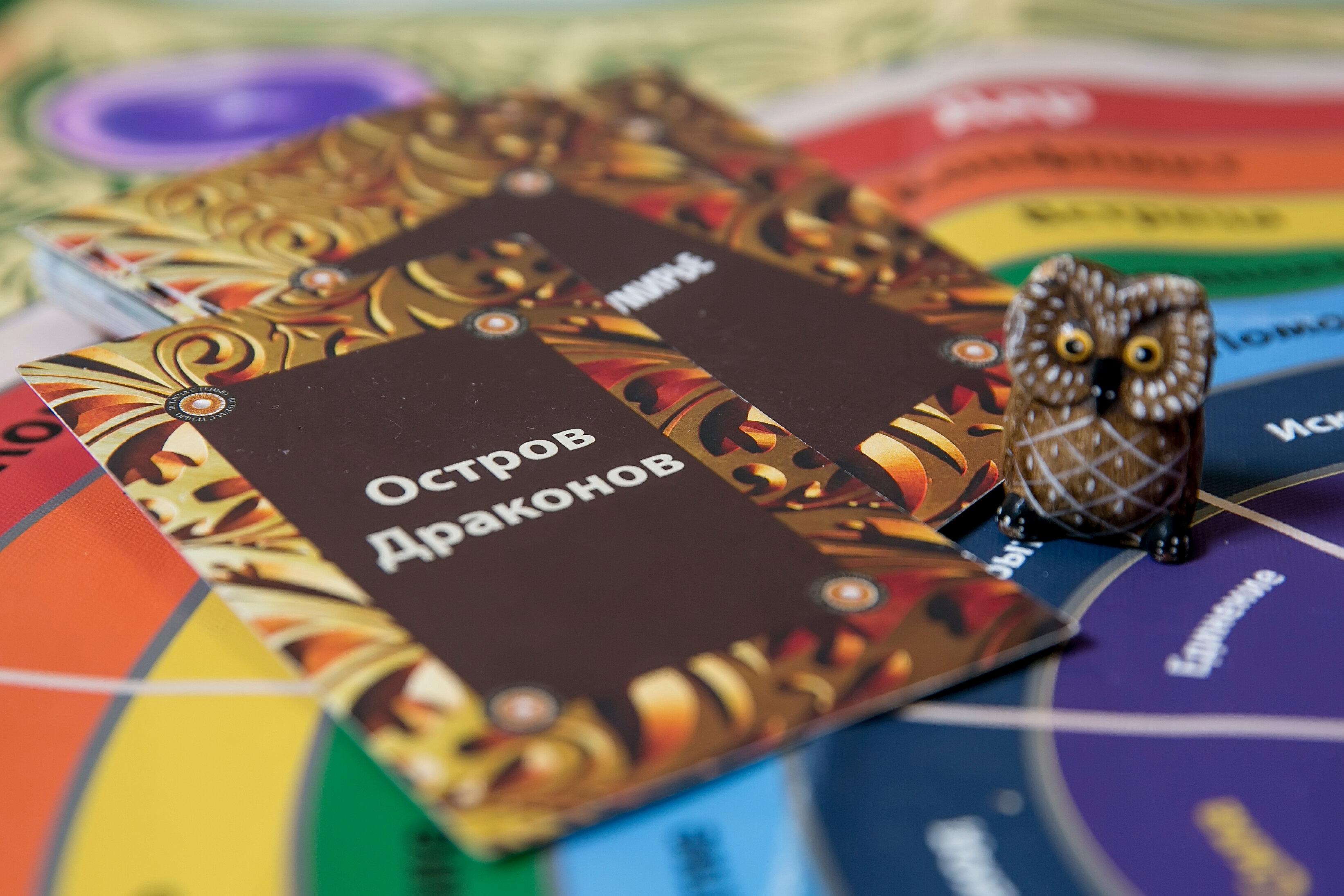 Психологическая т-игра «Встреча с Тенью» с обучением