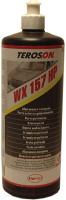 Полироль для кузова Henkel Teroson WX 157HP Heavy Cut Абразивная / 2106132