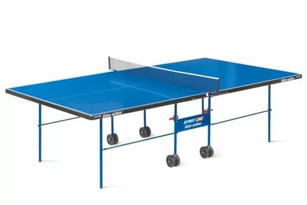 Теннисный стол START LINE всепогодный складной мод. Game Outdoor-2 6034