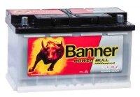 Аккумулятор автомобильный Banner Power Bull PRO 84 А/ч 720 А обр. пол. Евро авто (315x175x190) P8440