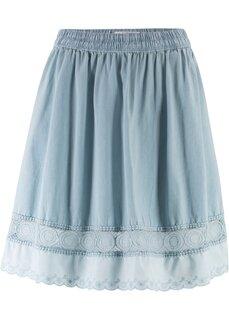 ec72be13a Джинсовые женские юбки — купить на Яндекс.Маркете