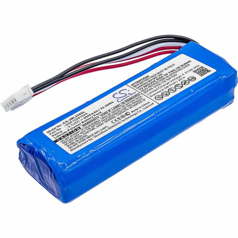 Аккумулятор JBL Charge 3 GSP1029102A Cameron Sino CS-JML330SL