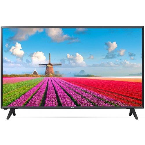 Телевизор LG 32LJ500V чёрный