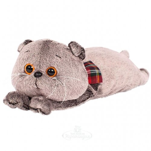 Budi Basa Мягкая игрушка-подушка Кот Басик 40 см Kp40-012