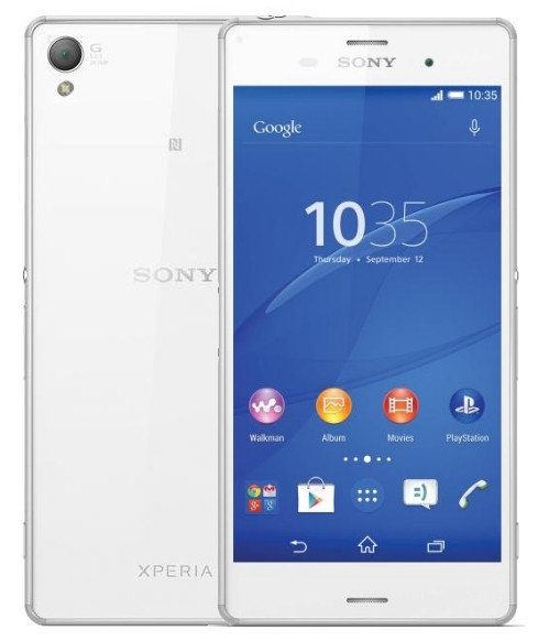 Смартфон Sony Xperia Z3 (D6603) 00271358311bc