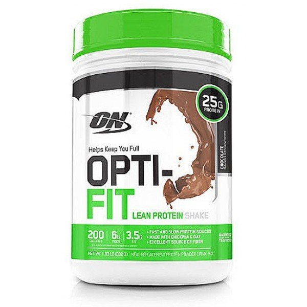 Optimum Nutrition Opti-Fit Lean Protein Shake (832 гр.)