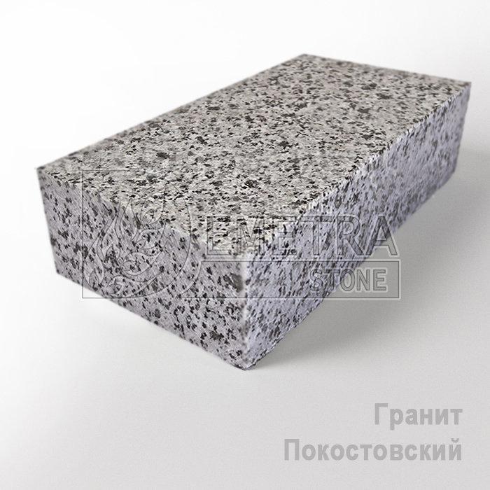 Брусчатка Покостовская (10х10х3 см)