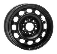 Диск MAGNETTO WHEELS 17001 AM 7.5x17/5x108 D63.3 ET52.5 Black - фото 1
