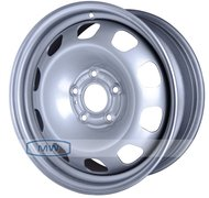 Диск MAGNETTO WHEELS 16003 S AM 6.5x16/5x114.3 D66 ET50 Silver - фото 1