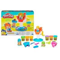 """Набор для творчества Hasbro Play-Doh B1155 Игровой набор """"Сумасшедшие прически"""""""