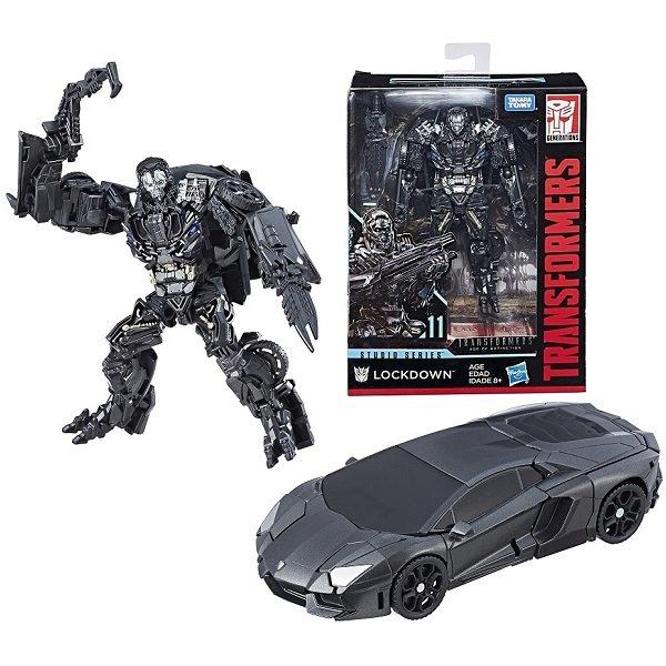 Игрушечные роботы и трансформеры Hasbro Transformers E0701/E0747 Трансформер Коллекционный Автобот Локдаум 20 см