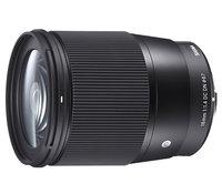 Объектив SIGMA 16mm f/1.4 DC DN Contemporary для Sony E