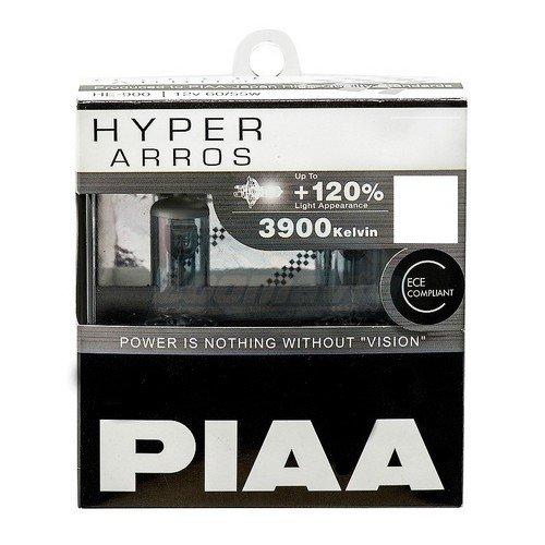 Галогенные лампы PIAA H11 HYPER ARROS 3900K +120%