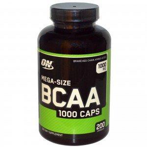 ON BCAA 1000 (200 капсул)