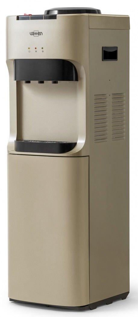 Кулер для воды VATTEN V45QE золотой напольный