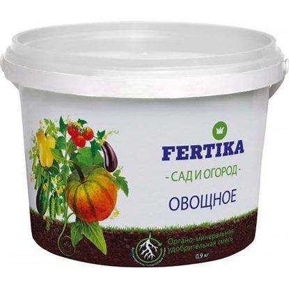 Удобрение FERTIKA для овощей (ОМУ)