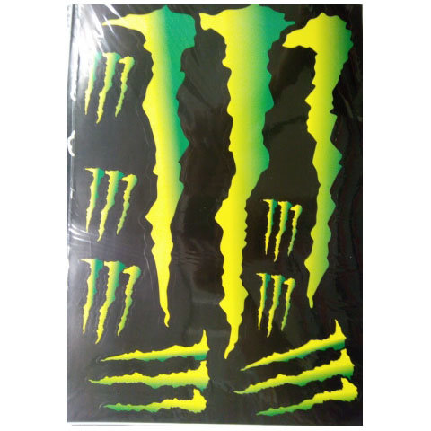 Наклейки LP MONSTER ENERGY 11