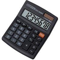 Калькулятор CITIZEN SDC-805BN, 8-разрядный, черный