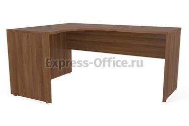 Скайлэнд Офисная мебель Имаго Стол криволинейный СА-4 Л 1600x1200x755