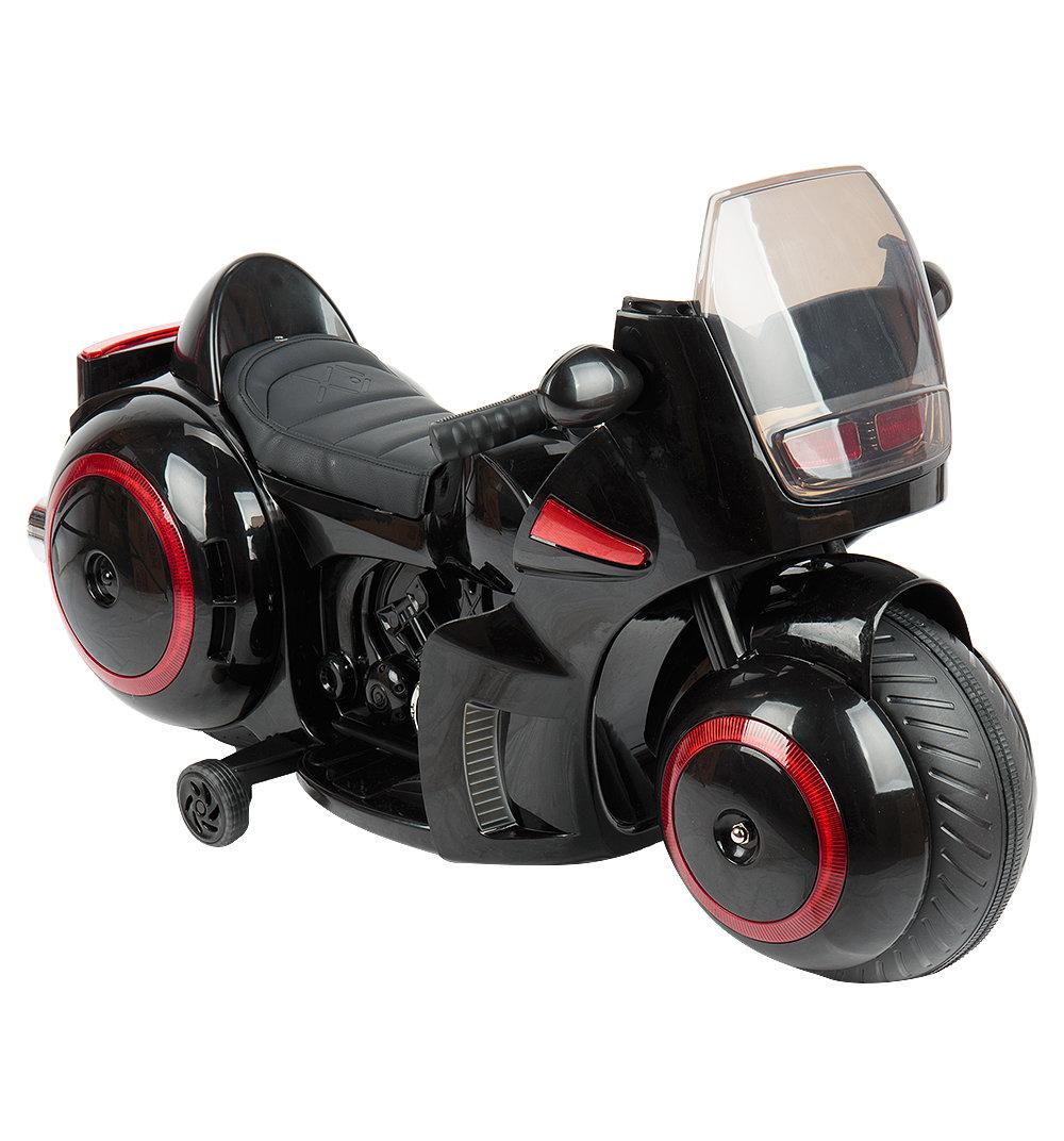 Электромотоцикл Кидс глори цвет: черный