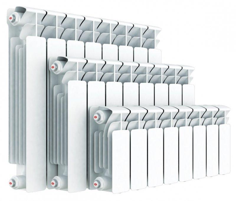 Радиатор Rifar B500 х 8 сек