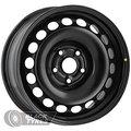Диск колесный Trebl X40054 6x16/5x114.3 D67.1 ET43 Black - фото 1