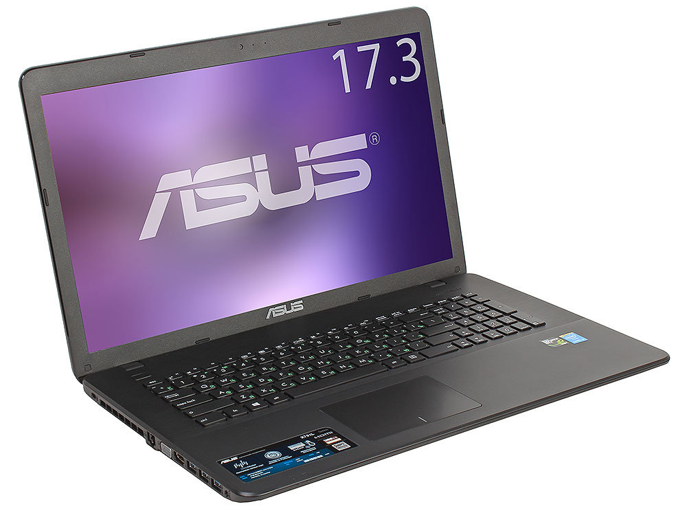 "Ноутбук Asus X751LX-T4161T i5-5200U (2.2)/4G/1T/17.3"" 1920х1080 IPS/NV GTX950M 2G/DVD-SM/BT/Win10 Black"