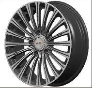 Колесные диски Mi-tech MK-F40 6.5x16 PCD 5x114.3 ET 38 ЦО 73 цвет: AM/B - фото 1