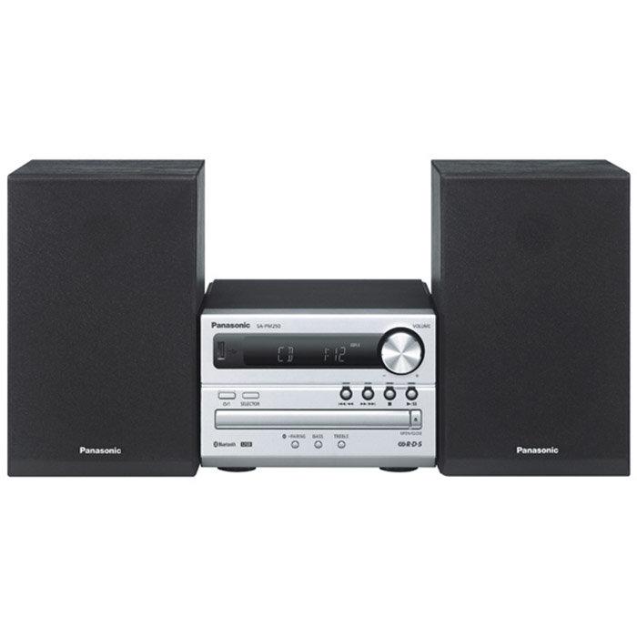 Музыкальные центры Panasonic SC-PM250EE-S