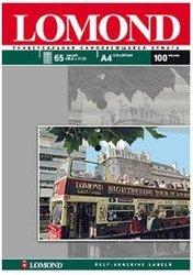 Фотобумага Lomond 0102036 A4/190г/м2/25л./белый матовое для струйной печати