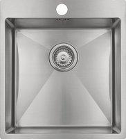 Кухонная мойка SEAMAN Eco Marino SMV-440, вентиль-автомат