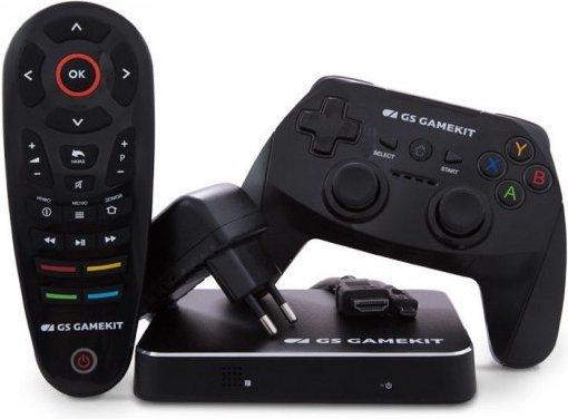 Спутниковое и кабельное телевидение Триколор GAMEKIT
