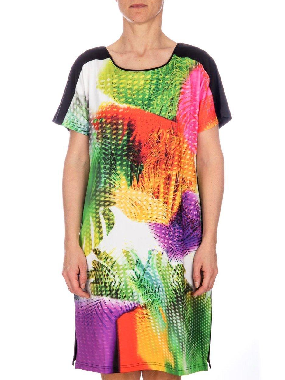 Платье пляжное 9542551 Color dunes Charmline (разноцветный), 46