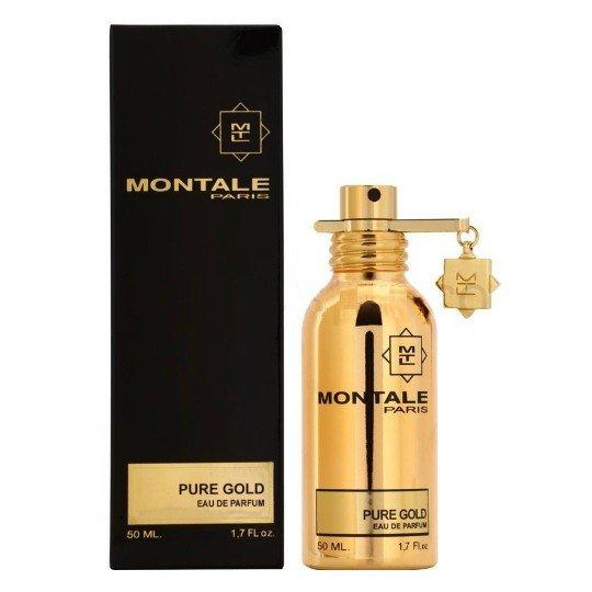 Парфюмерная вода Montale Pure Gold 50 мл (унисекс)