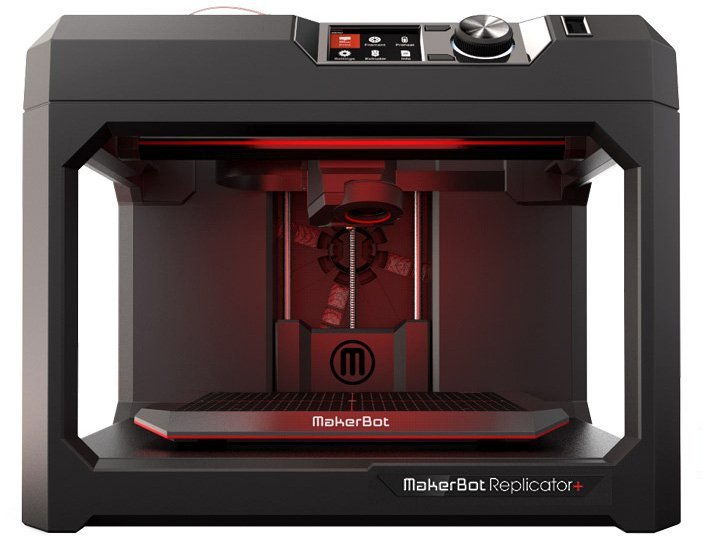 3D принтеры 3DMALL 3D принтер MakerBot Replicator + (PLUS)