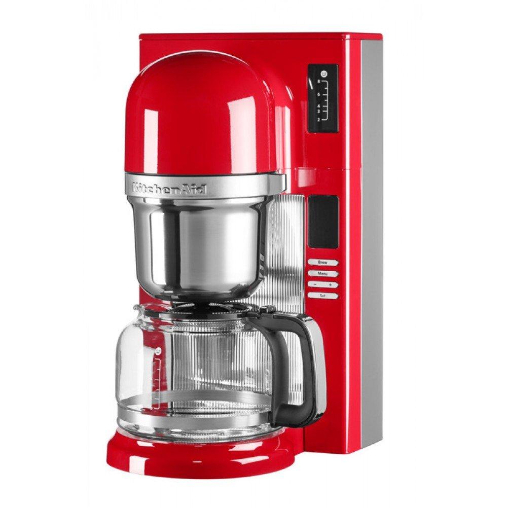 KitchenAid Капельная кофеварка KitchenAid, красная, 5KCM0802EER