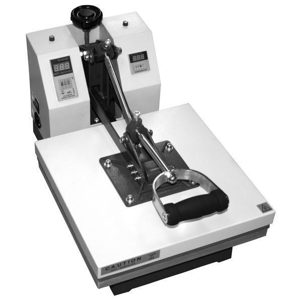 Термопресс Transfer Kit плоский, откидной, 380 x 380 мм, 27 кг