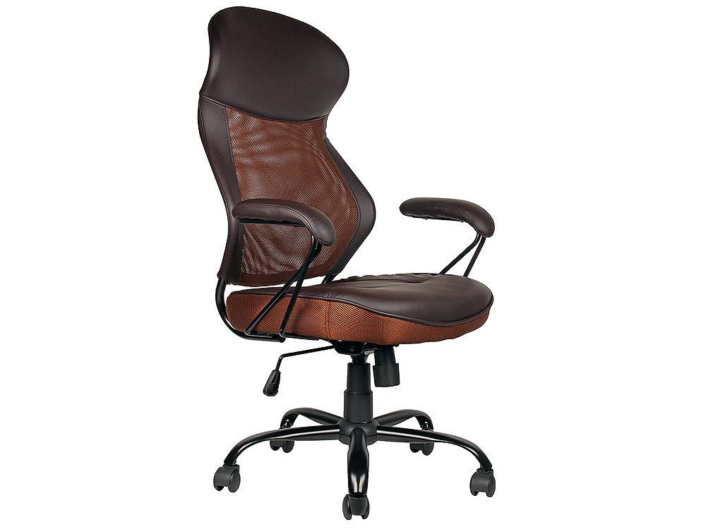 Кресло руководителя COLLEGE HLC-0370 шоколад