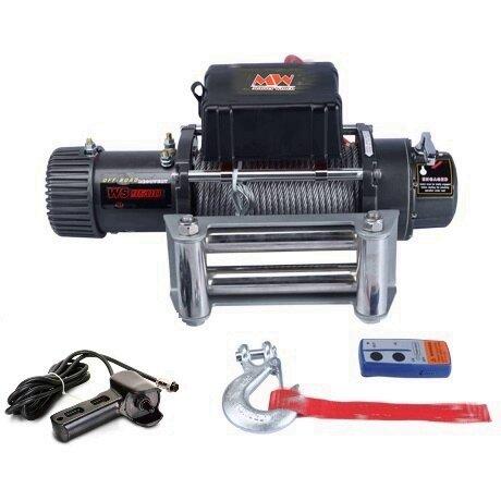 Автомобильная электрическая лебедка Master Winch MW 9500-24V