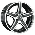 Диск LS Wheels LS345 7x16 5/114.3 D73.1 ET40HP - фото 1