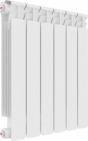 биметалические радиаторы отопления Радиатор биметаллический Rifar Alp 500 6 секций