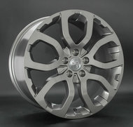 Диски Replay Replica Land Rover LR7 8x18 5x108 ET45 ЦО63.3 цвет GM - фото 1
