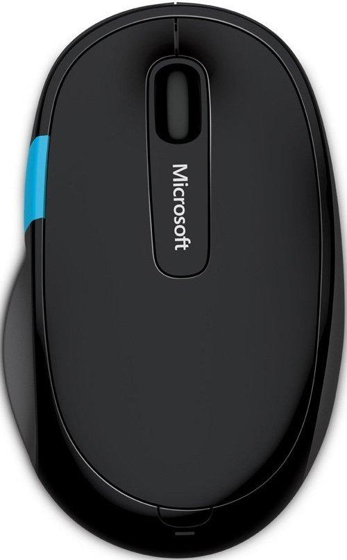 Мышь Microsoft Sculpt Comfort Mouse Bluetooth Black (H3S-00002)