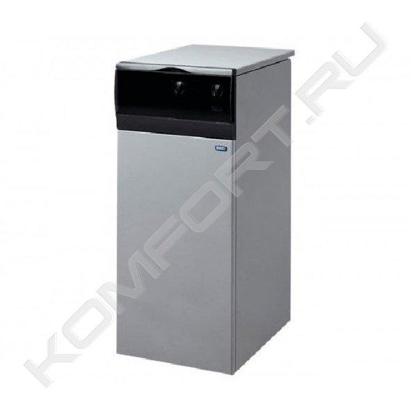 Котел напольный с атмосферной горелкой SLIM 1,300 iN, 29,7 кВт (без насоса и расш. бака, колпак входит в цену), Baxi WSB43130347-- (состоит из 2- х частей)