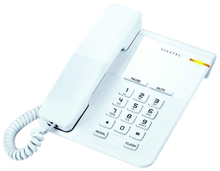 Телефон Alcatel T22 White