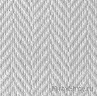 Стеклообои Елочка средняя Класс А 145гр (1х25м)